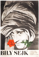 Lo sceicco bianco - Czech Movie Poster (xs thumbnail)
