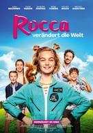Rocca verändert die Welt - German Movie Poster (xs thumbnail)