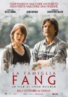 The Family Fang - Italian Movie Poster (xs thumbnail)