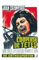 Strait-Jacket - Belgian Movie Poster (xs thumbnail)