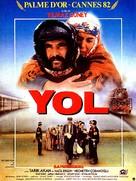 Yol - French Movie Poster (xs thumbnail)