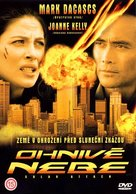 Solar Strike - Czech DVD cover (xs thumbnail)