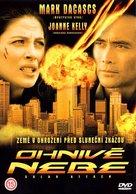 Solar Strike - Czech DVD movie cover (xs thumbnail)