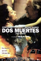 Two Deaths - Spanish Movie Poster (xs thumbnail)
