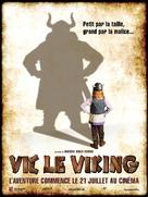 Wickie und die starken Männer - French Movie Poster (xs thumbnail)
