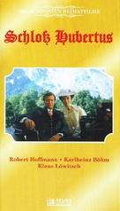 Schloß Hubertus - German VHS cover (xs thumbnail)