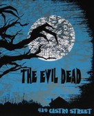 The Evil Dead - Homage movie poster (xs thumbnail)