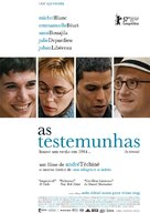 Les témoins - Brazilian Movie Poster (xs thumbnail)