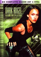 """Dark Angel"" - German DVD movie cover (xs thumbnail)"