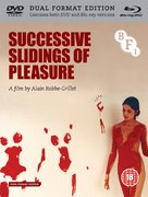 Glissements progressifs du plaisir - British DVD movie cover (xs thumbnail)