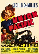 Union Pacific - Movie Poster (xs thumbnail)
