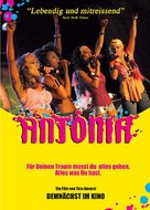 Antônia - O Filme - German Movie Poster (xs thumbnail)