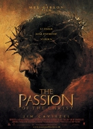 The Passion of the Christ - Danish Movie Poster (xs thumbnail)