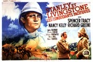 Stanley and Livingstone - French Movie Poster (xs thumbnail)