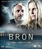 """Bron/Broen"" - Swedish Blu-Ray movie cover (xs thumbnail)"