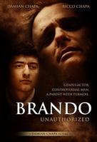 Brando Unauthorized - Movie Poster (xs thumbnail)