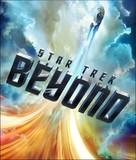 Star Trek Beyond - Blu-Ray cover (xs thumbnail)
