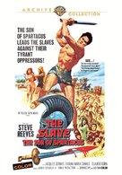 Il figlio di Spartacus - DVD cover (xs thumbnail)