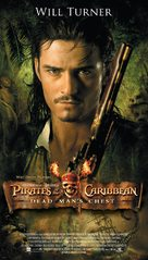 Pirates of the Caribbean: Dead Man's Chest - Movie Poster (xs thumbnail)