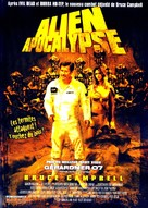 Alien Apocalypse - French DVD cover (xs thumbnail)