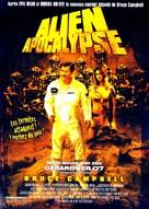 Alien Apocalypse - French DVD movie cover (xs thumbnail)