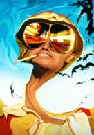 Fear And Loathing In Las Vegas - British Movie Poster (xs thumbnail)