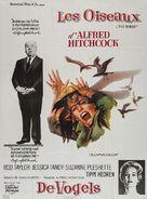 The Birds - Belgian Movie Poster (xs thumbnail)