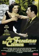 His Kind of Woman - Spanish DVD movie cover (xs thumbnail)