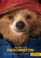 Paddington - Hungarian Movie Poster (xs thumbnail)