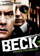 """""""Beck"""" Pojken i glaskulan - Swedish poster (xs thumbnail)"""