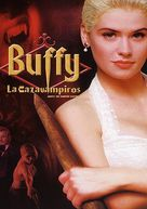 Buffy The Vampire Slayer - Mexican DVD movie cover (xs thumbnail)