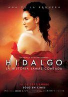 Hidalgo - La historia jamás contada. - Mexican Movie Poster (xs thumbnail)
