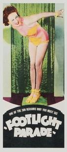Footlight Parade - poster (xs thumbnail)