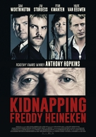 Kidnapping Mr. Heineken - Dutch Movie Poster (xs thumbnail)