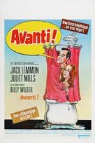 Avanti! - Belgian Movie Poster (xs thumbnail)