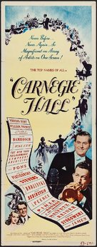 Carnegie Hall - Movie Poster (xs thumbnail)