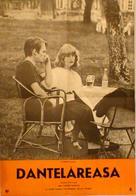La dentellière - Romanian Movie Poster (xs thumbnail)