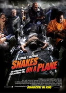 Snakes on a Plane - German Movie Poster (xs thumbnail)