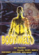 Body Melt - German DVD cover (xs thumbnail)