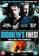 Brooklyn's Finest - British DVD cover (xs thumbnail)