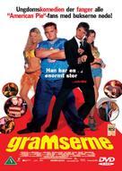 Knallharte Jungs - Danish Movie Cover (xs thumbnail)