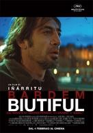 Biutiful - Italian Movie Poster (xs thumbnail)