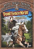 Don't Fence Me In - DVD cover (xs thumbnail)