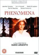 Phenomena - British DVD cover (xs thumbnail)