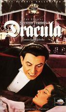 Drácula - VHS cover (xs thumbnail)