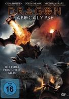 Dracano - German Movie Cover (xs thumbnail)