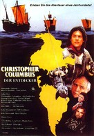 Christopher Columbus: The Discovery - German Movie Poster (xs thumbnail)