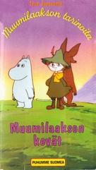 """Moomin"" - Finnish VHS movie cover (xs thumbnail)"