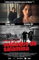 Soldados de Salamina - Spanish Movie Poster (xs thumbnail)