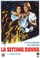 La settima donna - Italian Movie Poster (xs thumbnail)